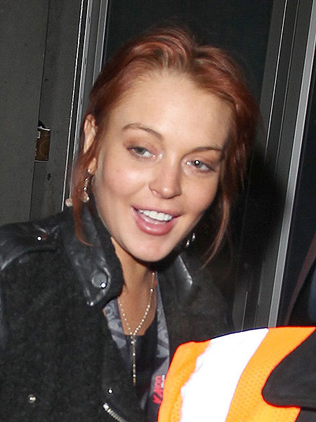 Lindsay Lohan Skips Court Date to Hang Out with The Wanted