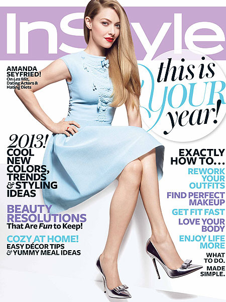 Amanda Seyfried on Dating: 'I'm Just More Attr