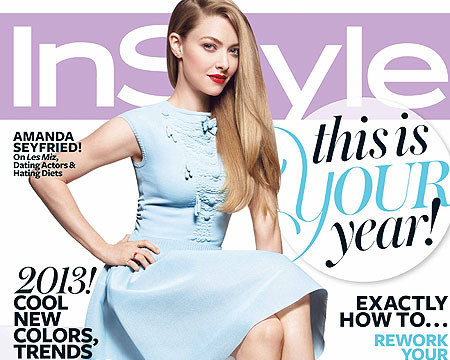 Amanda Seyfried on Dating: 'I'm Just More Attracted to Actors'