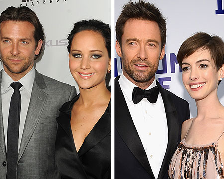 2013 SAG Noms: 'Silver Linings,' 'Lincoln,' 'Les Miserables' Score Big