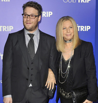 'Guilt Trip' Puts Barbra Streisand Back on Big Screen