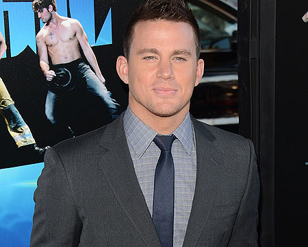 Most Entertaining of 2012: The Fetching Channing Tatum at No. 2