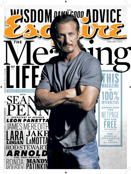 Sean Penn on Love, Divorce and 'Fraud'