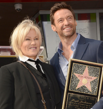 Video! Hugh Jackman Gets Star on Hollywood Walk of Fame