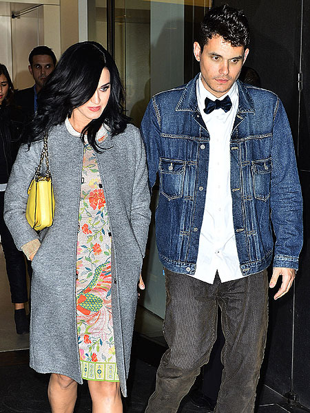 Katy Perry and John Mayer Go Public with Romance