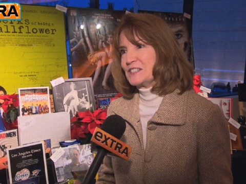 Video! At the SAG Awards Holiday Auction