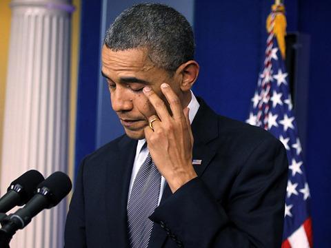 Connecticut Shooting: President Obama Heads to Sandy Hook Vigil