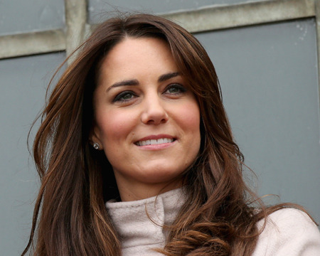 Video! Kate Middleton in First Post-Hospital Appearance