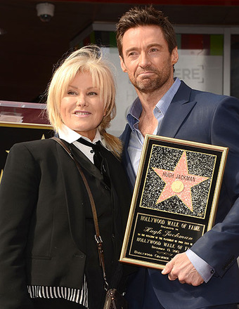 Hugh Jackman on Why Gay Rumors Bother His Wife