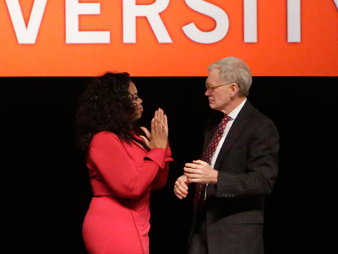Video! A Sneak Peek of Oprah's Interview with David Letterman