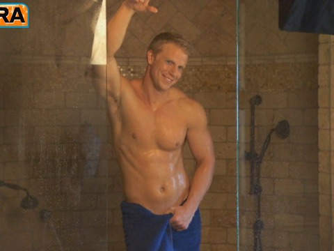 'Bachelor' Spoilers from Shirtless Sean Lowe