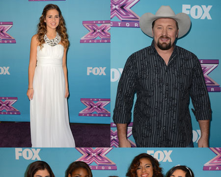 'X Factor' Recap: The Final 3 Sing for $5M Deal