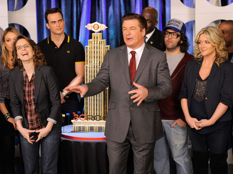 '30 Rock' Series Finale: 'Sad and Bittersweet'
