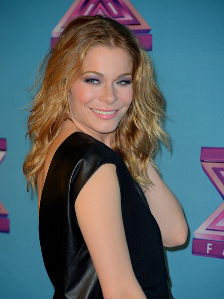LeAnn Rimes Opens Up About Rehab and Marriage