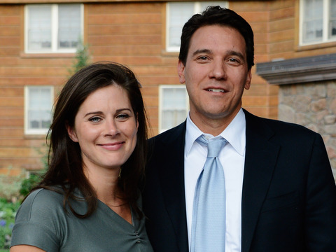 CNN Anchor Erin Burnett Weds in NYC