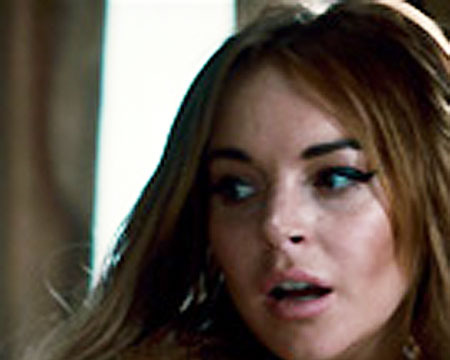 Trailer! Charlie and Lindsay in 'Scary Movie 5'