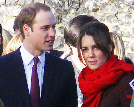Royal Baby Watch: Kate and William Want Kid to Have Normal Childhood
