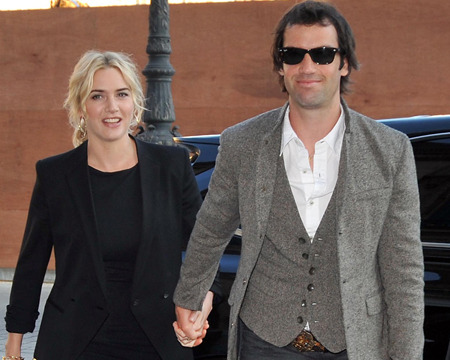 Kate Winslet and Ned Rocknroll Are Having a Baby!