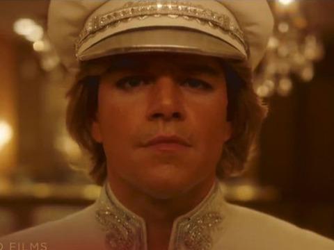 'Liberace' Sneak Peek: Michael Douglas and Matt Damon in the Bathtub!