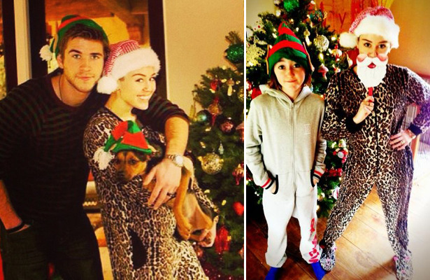 Pics! Did Miley Cyrus and Liam Hemsworth Get Married?