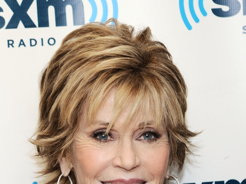 Jane Fonda on Looking Young: 'Good Genes and A Lot of Money!'