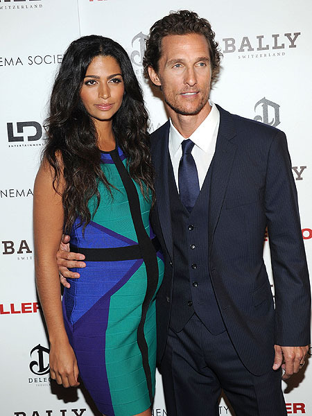 Matthew McConaughey Becomes a Dad for the Third Time