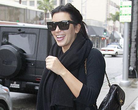 Kim Kardashian: 'I Do Love Babies!'