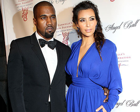 Kim Kardashian and Kanye West Are Expecting Their First Child