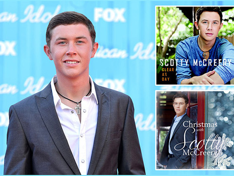 Chat Live with Scotty McCreery