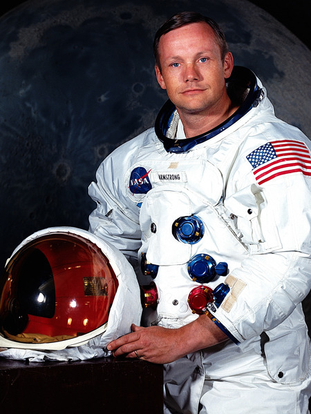 Brother Claims Neil Armstrong Lied About 'One Small Step' Speech