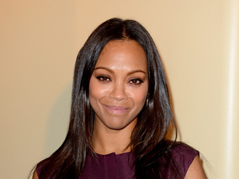Zoe Saldana on Spock Romance: I Could Lose a Kidney Over Spoilers