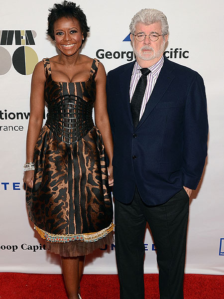 George Lucas Engaged to Longtime GF Mellody Hobson