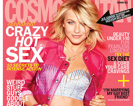 Julianne Hough Reveals She Was a Victim of Child Abuse