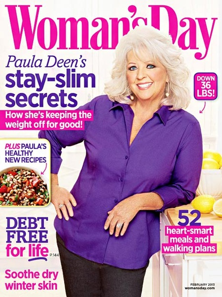 Paula Deen on 36-Pound Weight Loss: 'It's About Moderation'
