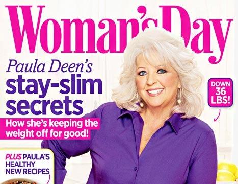 Paula Deen on 36-Pound Weight Loss: 'It's About Moderation'