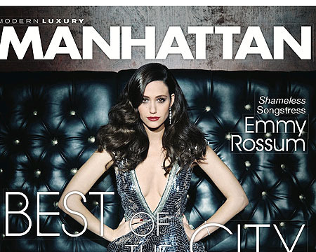 Emmy Rossum on 'Shameless' Role: 'I Couldn't Be Pretty'