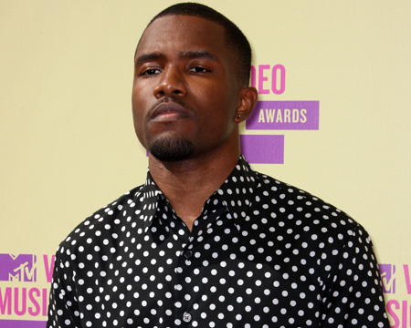 Frank Ocean Stopped Twice, Cited for Pot Possession