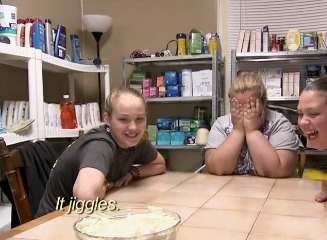 'Here Comes Honey Boo Boo': Mama is Scared of Mayonnaise