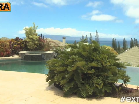 Check Out Carlos Santana's Maui Estate!