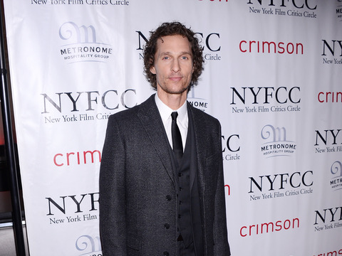 Matthew McConaughey Talks Weight Gain: 'Cheeseburger, Baby!'