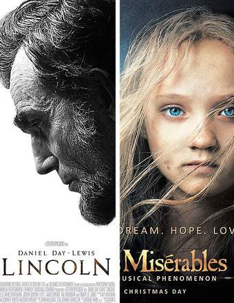 'Lincoln' Leads BAFTAs with 10 Nominations