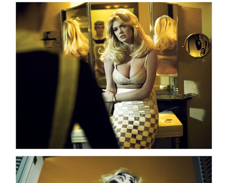Pics! Kate Upton's Retro Hot Look for V Magazine