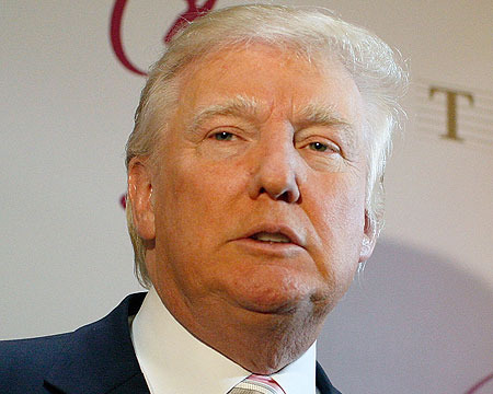 Exclusive: Donald Trump on Bill Maher, Rosie O'Donnell and Katherine Webb