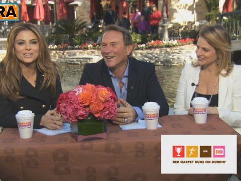 Dunkin' Coffee Talk with Fashion Guru Hal Rubenstein