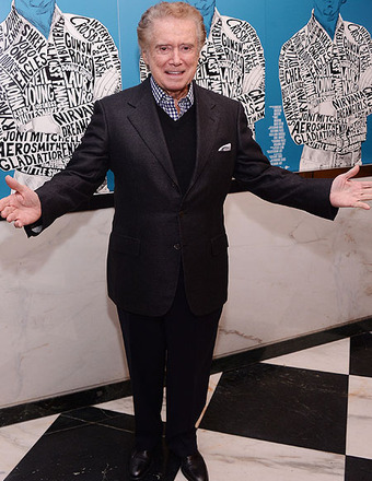 Regis Philbin to Return as 'Millionaire' Host?