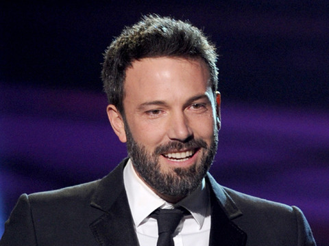 Pic! The Good Luck Scribbles on Ben Affleck's Hands