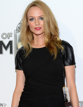 Heather Graham's NYC Pad Catches Fire!