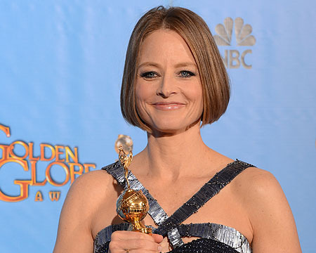 Jodie Foster's Golden Globes Speech: Coming Out?