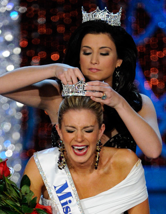 Miss New York Mallory Hagan Wins Miss America Pageant
