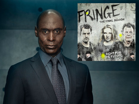 Live Chat! 'Fringe' Series Finale Talk with Star Lance Reddick